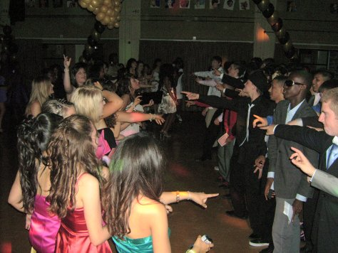 prom disco night your the that i want